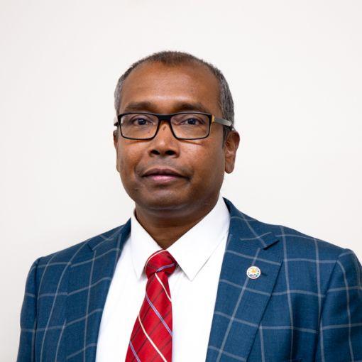 Raj Suppiah - Group Manager